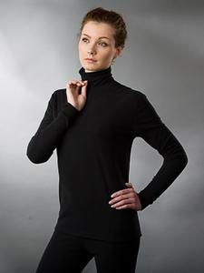 Водолазка GUAHOO Fleece Basic 701Z-ВК