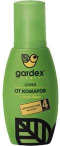 Спрей Gardex Family от комаров 100мл