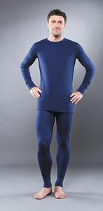 Рубашка с длинным рукавомом GUAHOO Outdoor Mid-Weight 330-S/NV