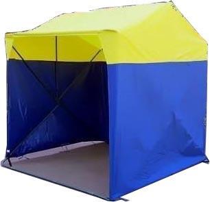 Палатка торговая 2,5х2,0 P (кабриолет)