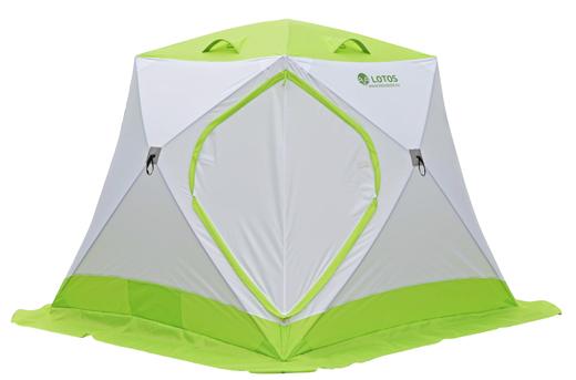 Палатка для зимней рыбалки LOTOS Куб Профессионал М, Палатки автоматы - арт. 708080325