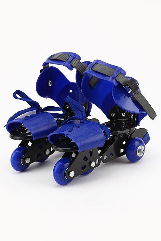 Роликовые коньки JOEREX 5051 детские четырехколесные