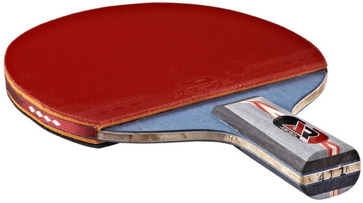 Ракетка для настольного тенниса JOEREX J411 короткая ручка 4*