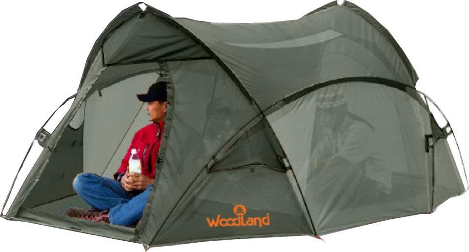 Палатка WoodLand Oasis 3 (0049575), Палатки 3-местные - арт. 386680321