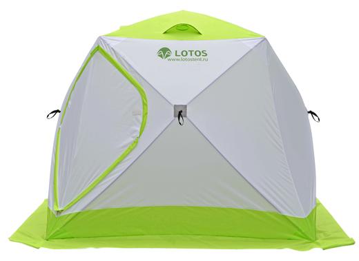 Палатка для зимней рыбалки LOTOS Куб Классик С9Т (утепленная)
