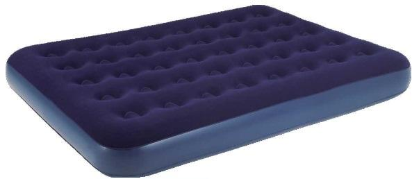 Надувная кровать Relax Flocked air bed Twin plus JL027269N