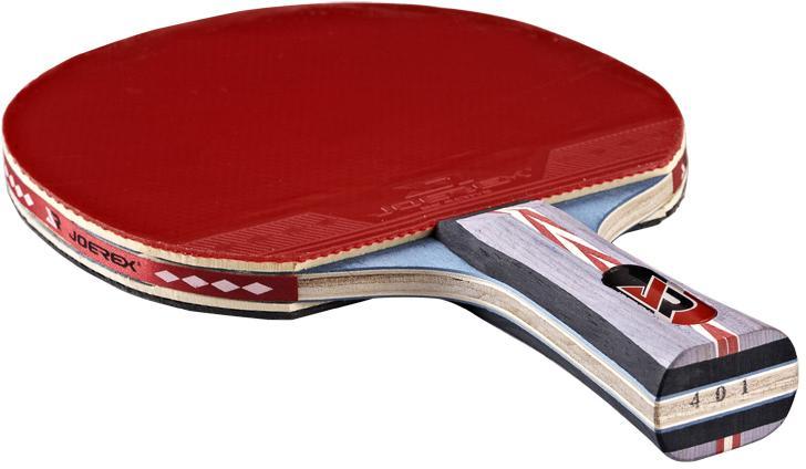 Ракетка для настольного тенниса JOEREX J401 длинная ручка 4*