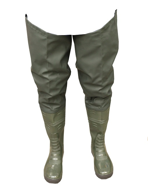 Сапоги болотные WOODLAND 195-77 олива