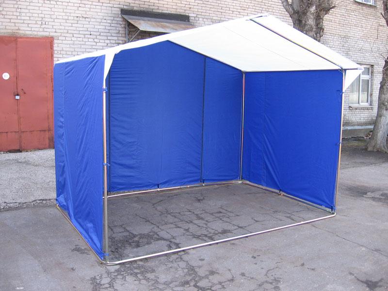 Палатка торговая Митек Домик 2,0х2,0 (труба D - 25 мм)