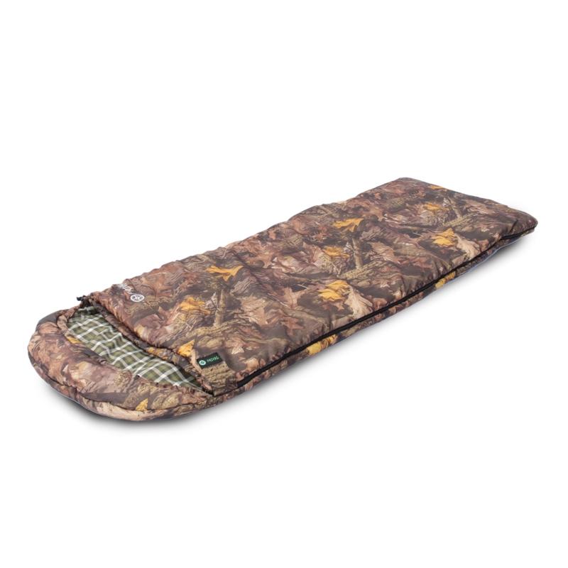 Спальный мешок Prival Привал, камуфляж