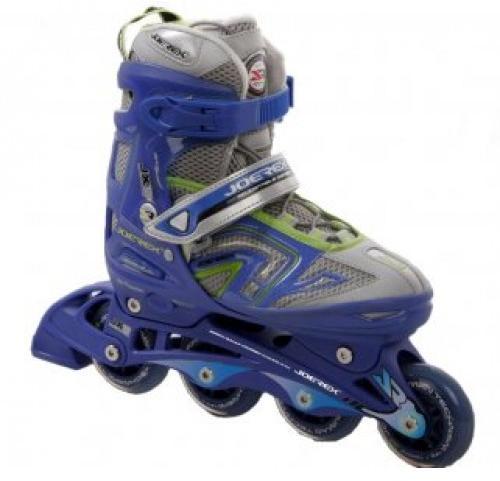 Роликовые коньки JOEREX JX5 (синий)