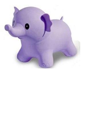 Надувной попрыгун Слоненок