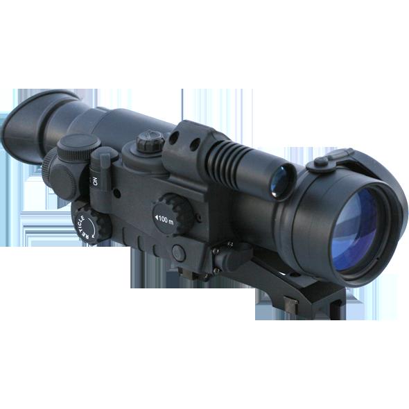 Прицел ночного видения Yukon Sentinel 2,5x50 L (26017WLT) Weaver Long - артикул: 761050444