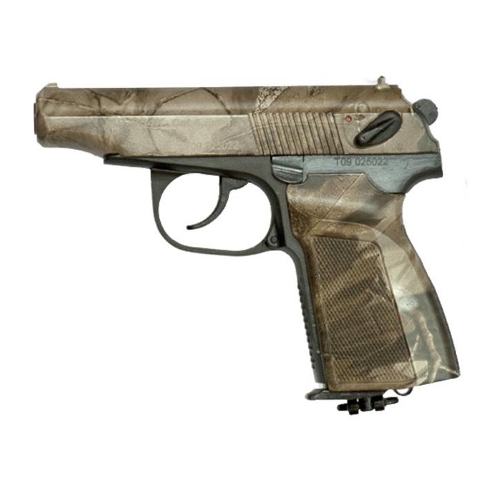 Пневматический пистолет Макарова МР-654камуфляж газобаллонный - артикул: 761400445