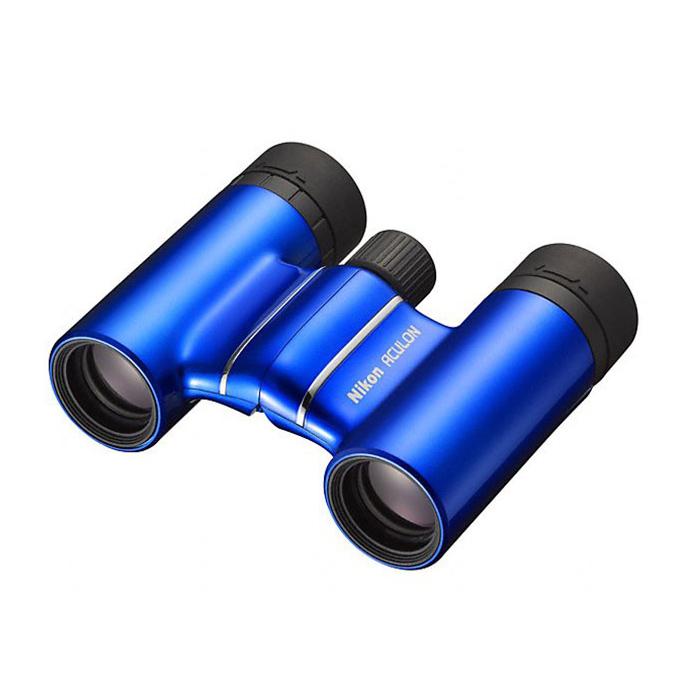 Бинокль Nikon Aculon T01 8x21 синий