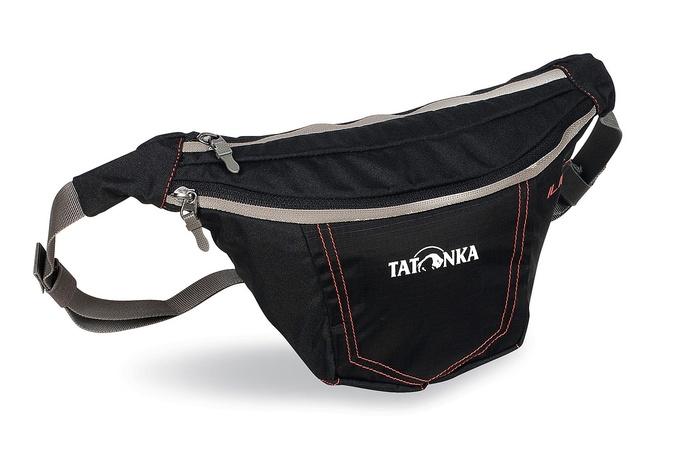 Компактная поясная сумка Tatonka Illium M 2221.040 black