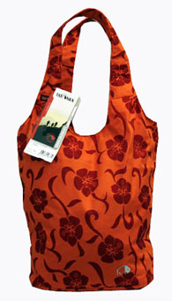 Сумка Shopper Orange flower