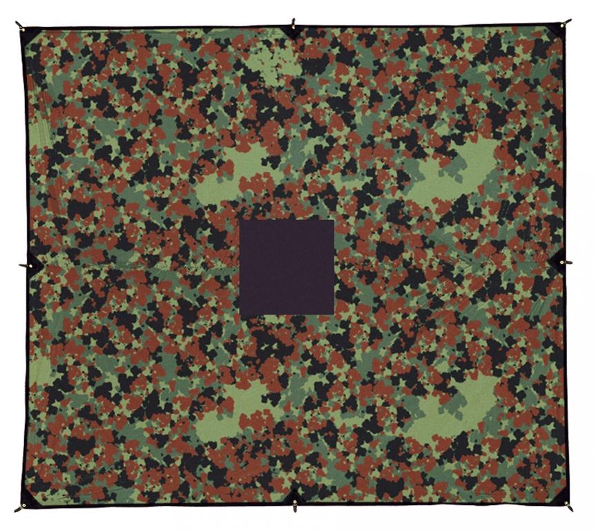 Универсальный тент 4х4 м Tengu Mark 14T камуфляж