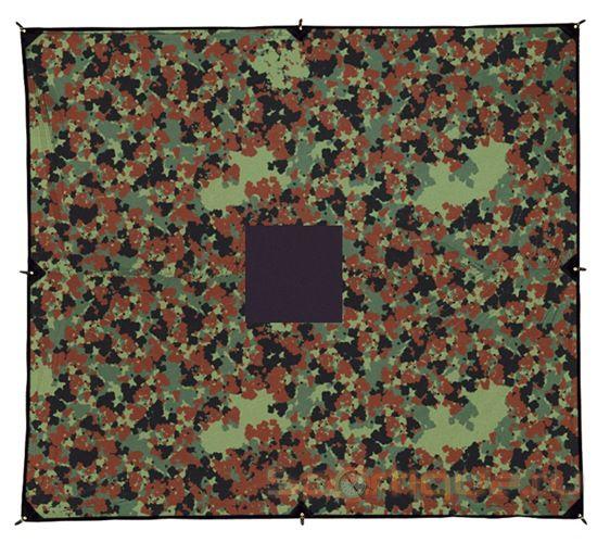 Уникальный сверхлегкий тент Tengu MK1.72T34 камуфляж