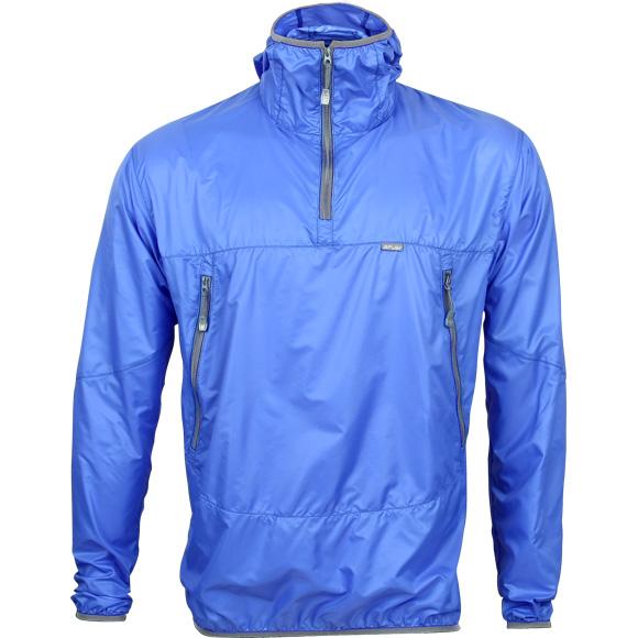 Куртка анорак Breeze синий