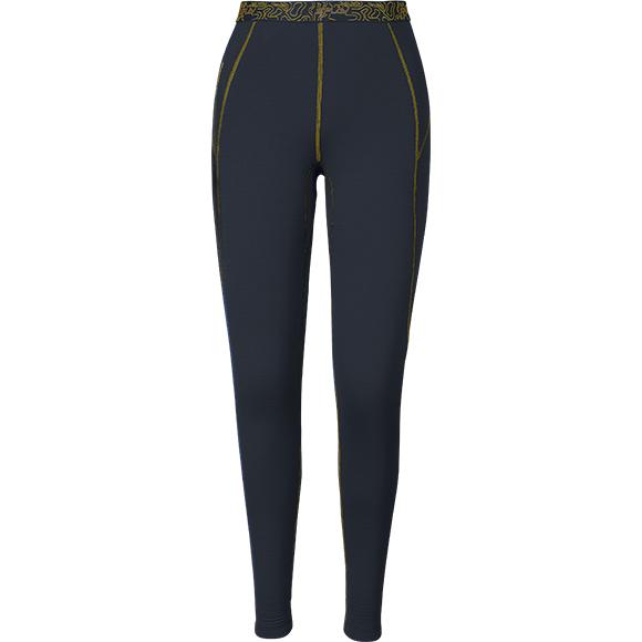 Термобелье женское Energy брюки Polartec Thermal Grid light черные