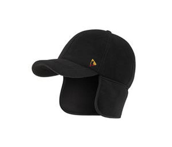 Шапка - кепка Баск RASH CAP ЧЕРНЫЙ L L
