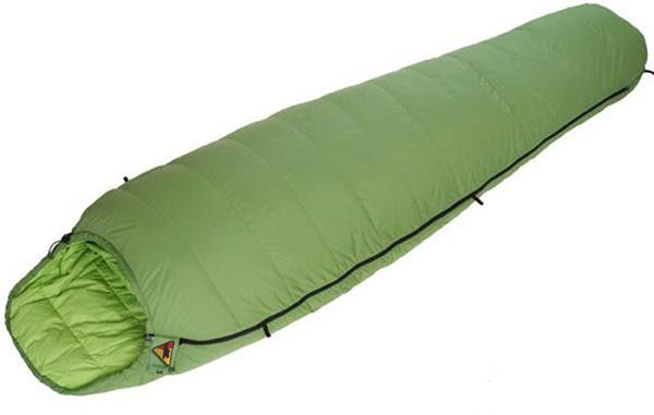 Спальник пуховой Баск TREKKING 600+FP S V2