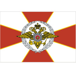 Флаг ВВ МВД