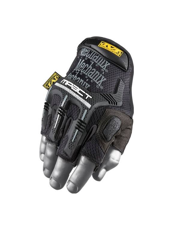 Перчатки Mechanix. M-PACT Fingerless черн.
