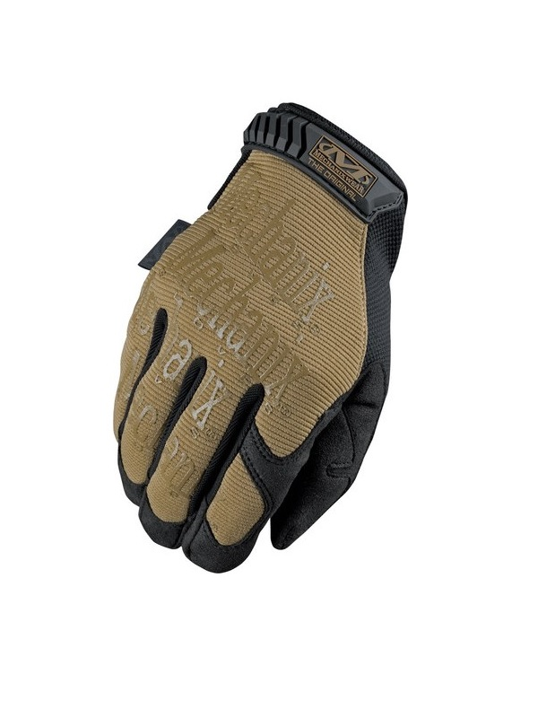 Перчатки Mechanix M-PACT coyote