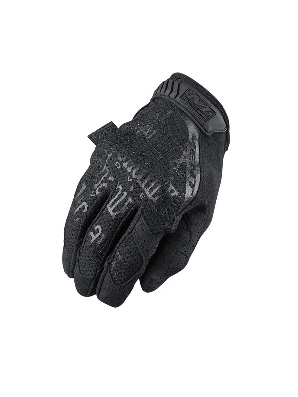 Перчатки Mechanix Original Vent черн