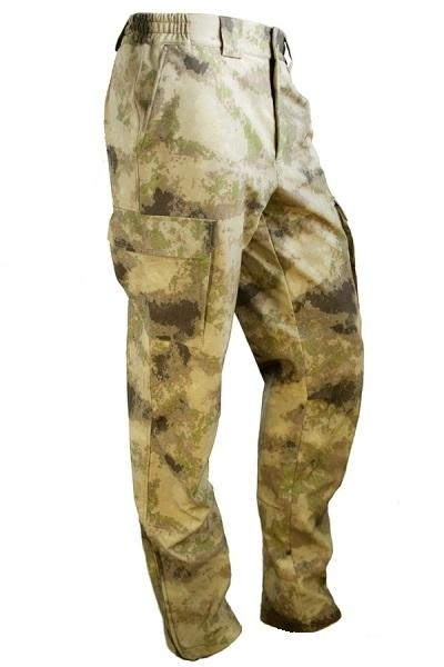 Брюки МПА-28 (ткань Софтшелл), камуфляж песок