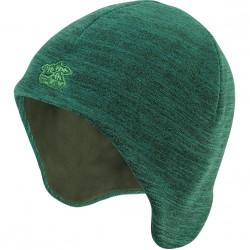 Шапочка Stella темно зеленая
