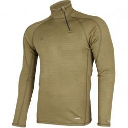 Термобелье футболка L/S Active Polartec Thermal Grid M2 coyote brown