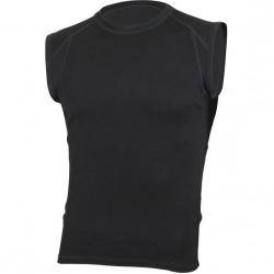 Термобелье Comfort майка Merino wool черные