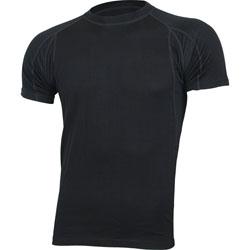 Термобелье Comfort футболка Merino wool черные