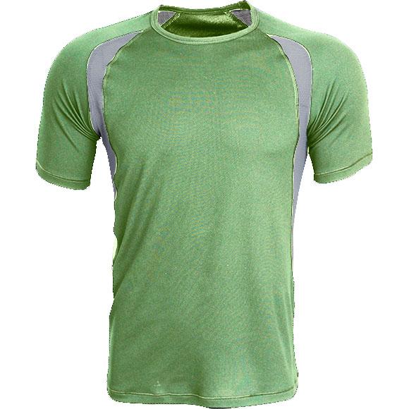Футболка Action Dry зеленая
