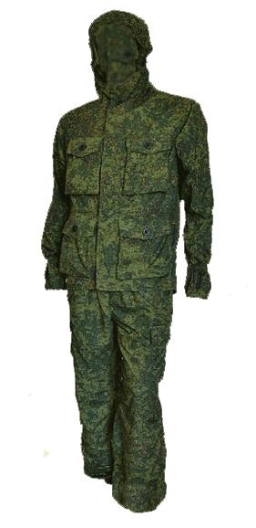 Костюм летний МПА-06 (СМОК-2), камуфляж зел.цифра
