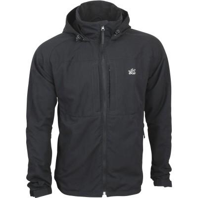 Куртка маршрутная Panzer Light черная