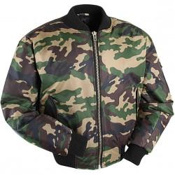 Куртка детская Пилот-S лес твил