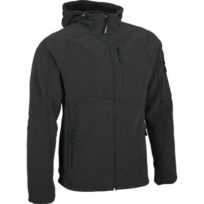 Куртка Khan Polartec windpro black
