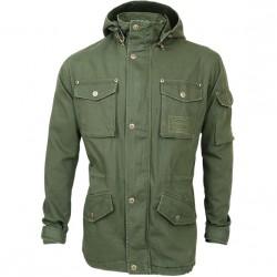Куртка Canvas Vintage оливковая