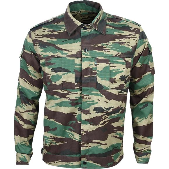 Куртка летняя Бекас тигр strong рип-стоп