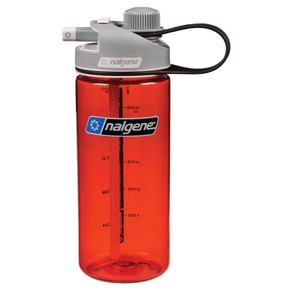 Бутылка Nalgene MULTIDRINK 20 OZ RED