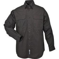 Рубашка 5.11 Tactical Shirt - Long Sleeve, Cotton black