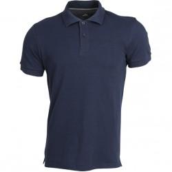 Рубашка Поло Классика синяя