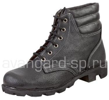 Ботинки Нитро+ кожаные
