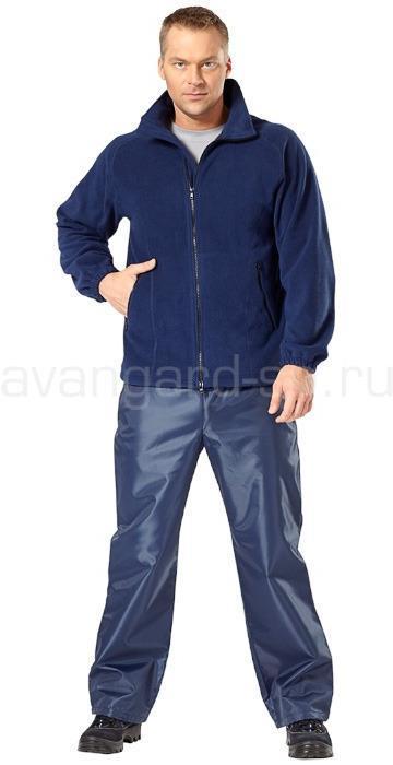 Куртка Привал (т. синий)