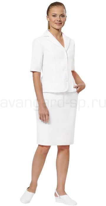 Блуза медицинская женская Прима