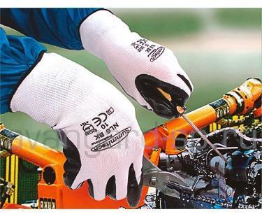 Перчатки Стронгнейл (черный) (NL 6 BK)